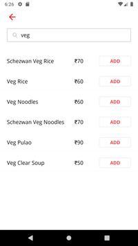 Triplicane Biriyani Online Ordering App screenshot 3