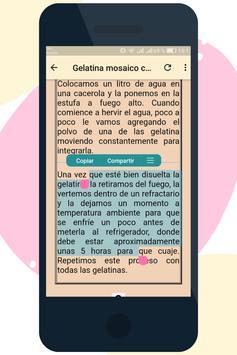 Postres de Gelatina screenshot 4