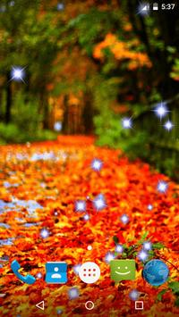 Autumn Live Wallpaper poster