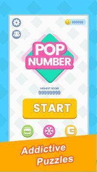 Pop Numbers capture d'écran 2