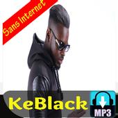 KeBlack Music 2019--(SANS INTERNET) icon