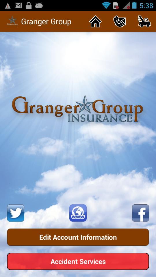 Granger Group poster