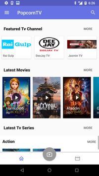 PopcornTV HUN screenshot 4