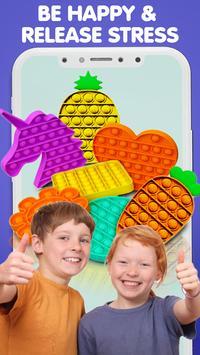 Pop It Сенсорные игрушки Fidget Снятие тревожности скриншот 19