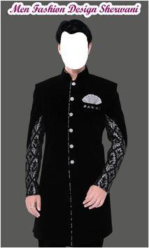 Men Fashion Design SherwaniApp poster