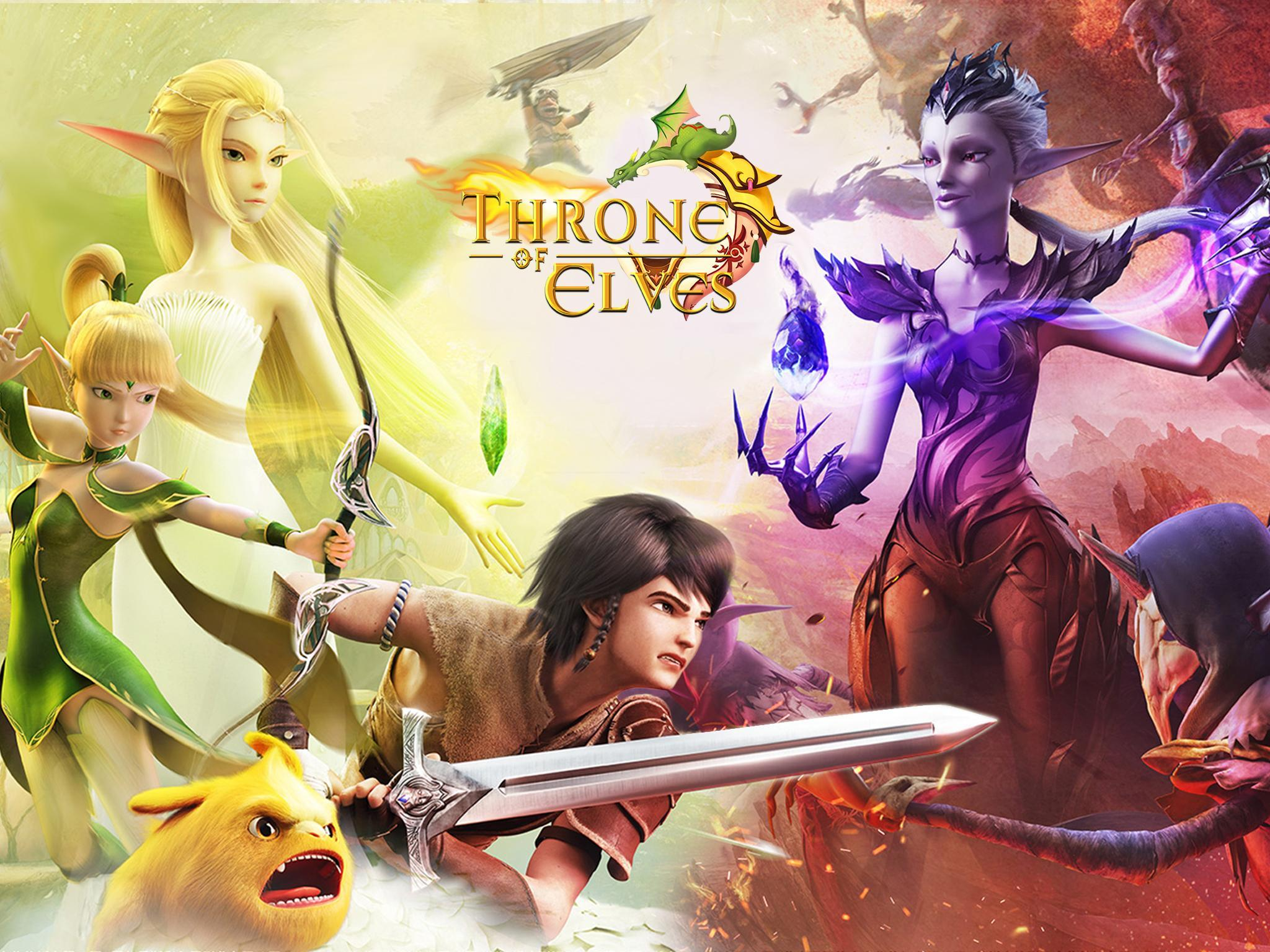 Throne Of Elves For Android Apk Download