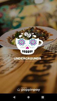 Undergrounds Coffee Buffalo poster