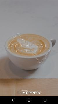 Communal Coffee poster