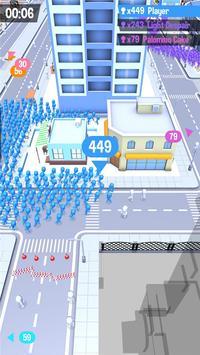 Crowd.io Popular City Ekran Görüntüsü 2