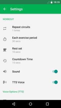 7 Minute Workout screenshot 6