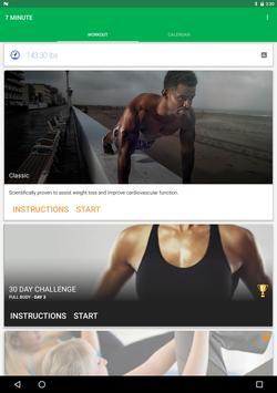 7 Minute Workout screenshot 8