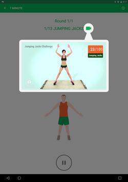 7 Minute Workout screenshot 10