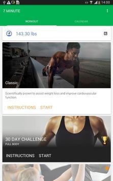 7 Minute Workout screenshot 16