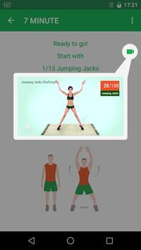 7 Minute Workout screenshot 3