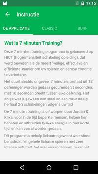 7 Minute Training screenshot 6