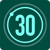 30 Day Fitness Challenge icon