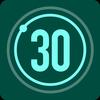 Icona Sfida Fitness 30 Giorni - Esercizi a Casa