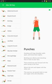 30 Day Fitness Challenge screenshot 10