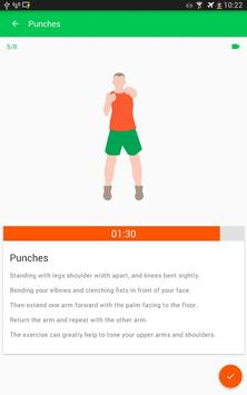 30 Day Fitness Challenge screenshot 13