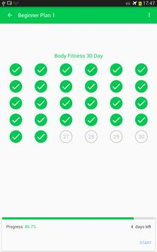 30 Day Fitness Challenge screenshot 14