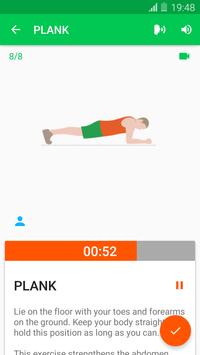 30 Day Fitness Challenge screenshot 1