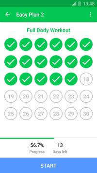 30 Day Fitness Challenge screenshot 2