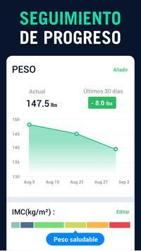 Ejercicios en Casa - Pierde Peso en 30 Días captura de pantalla 4