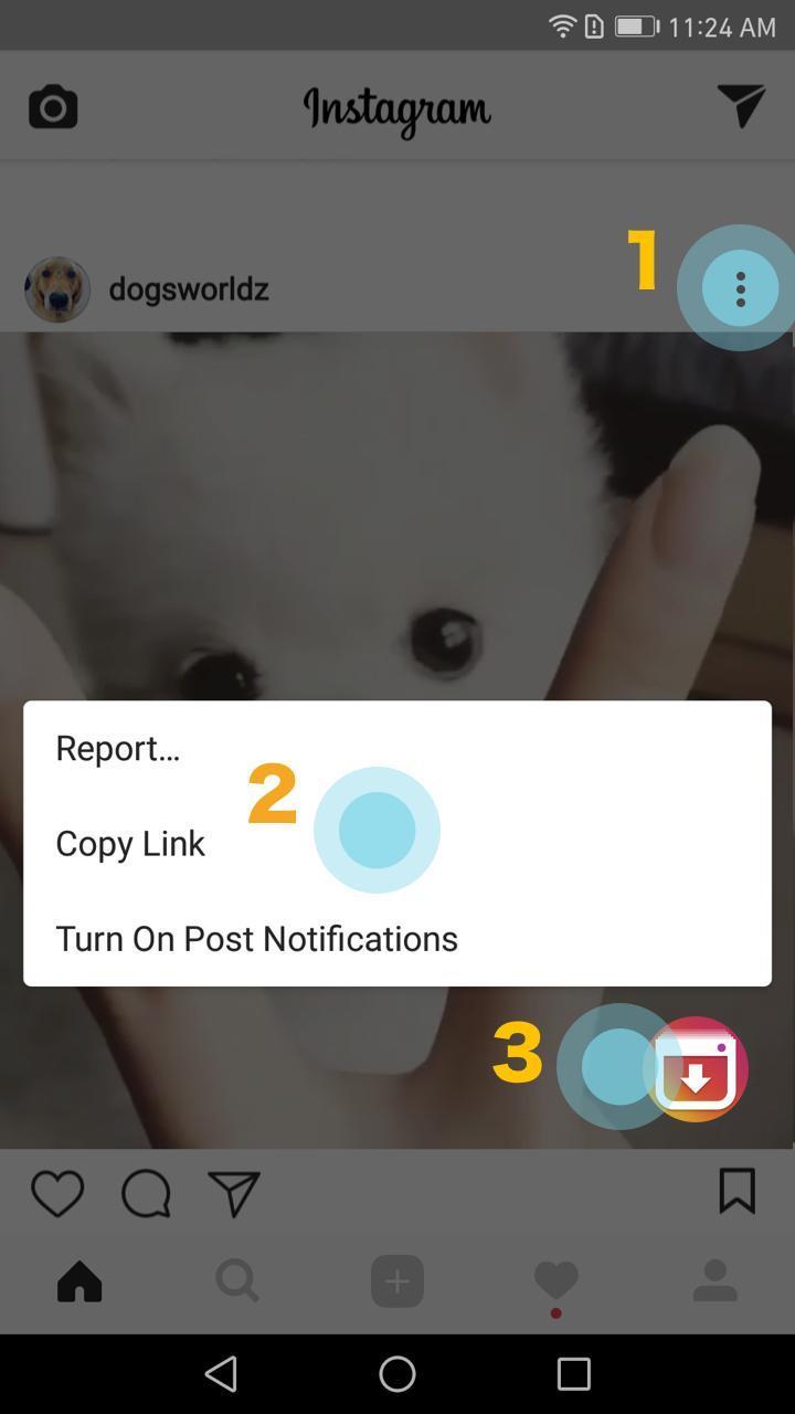 Video Downloader - for Instagram for Android - APK Download
