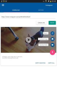 Video Downloader for Instagram imagem de tela 14