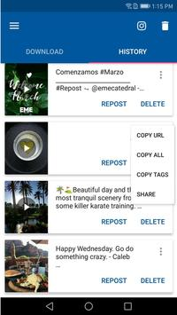 Video Downloader for Instagram screenshot 3