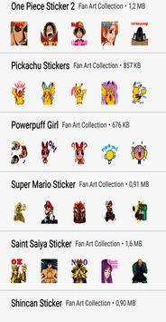 Popular Sticker screenshot 4
