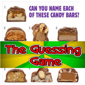CAN YOU NAME THESE CANDY BARS icon