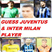 JUVENTUS & INTER MILAN PLAYER icon