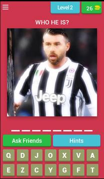 JUVENTUS & INTER MILAN PLAYER screenshot 2