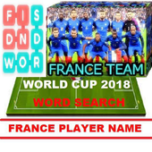 WC18 FRANCE PLAYER NAME QUIZ icon