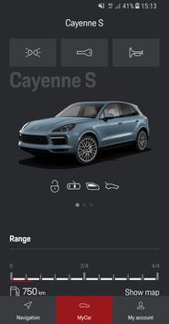 Porsche Connect poster