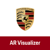 Porsche AR Visualizer icon