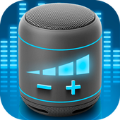 Volume Booster and Portable Speakers أيقونة