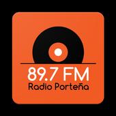 Radio Porteña 89.7 FM icon