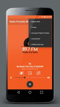 Radio Porteña 89.7 FM screenshot 6