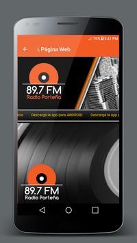 Radio Porteña 89.7 FM screenshot 7