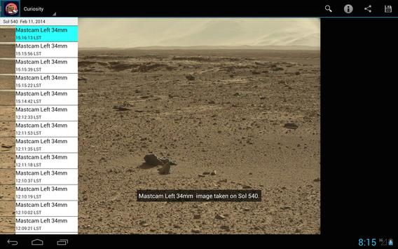 Mars Images screenshot 5