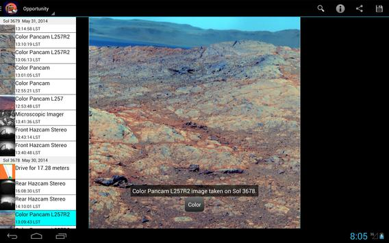 Mars Images screenshot 6