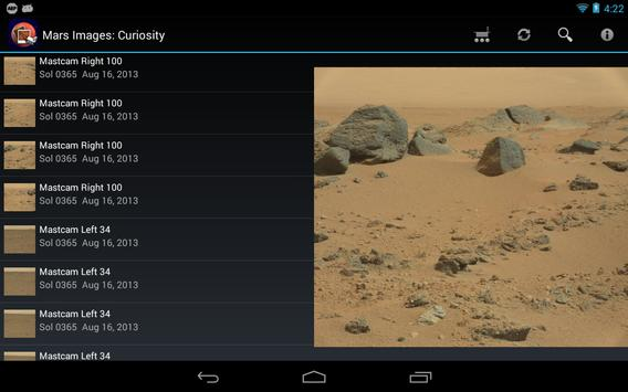 Mars Images screenshot 8