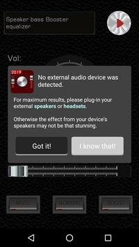 Bass Booster EQ - Volume Bass Booster & Equalizer screenshot 1