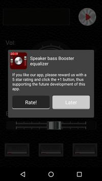 Bass Booster EQ - Volume Bass Booster & Equalizer screenshot 23