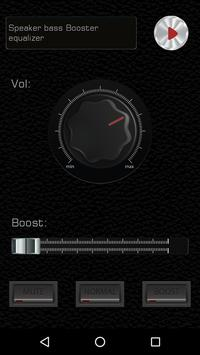 Bass Booster EQ - Volume Bass Booster & Equalizer screenshot 2