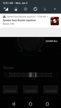 Bass Booster EQ - Volume Bass Booster & Equalizer screenshot 6