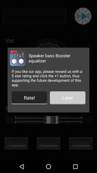 Music Booster EQ - Volume Bass Booster & Equalizer screenshot 15