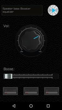 Music Booster EQ - Volume Bass Booster & Equalizer screenshot 2
